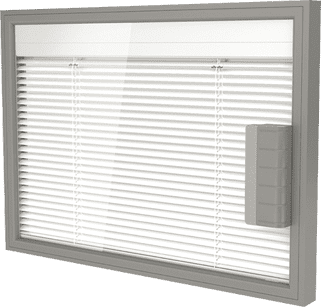 Blinds between glass panes (Venetian Blinds)