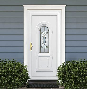 Classic Range PVC Entrance Doors