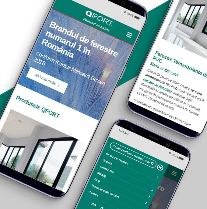 QFORT is online under a new concept