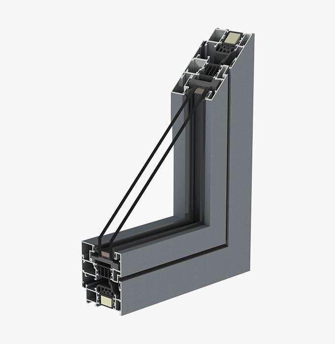 5stars aluminium windows