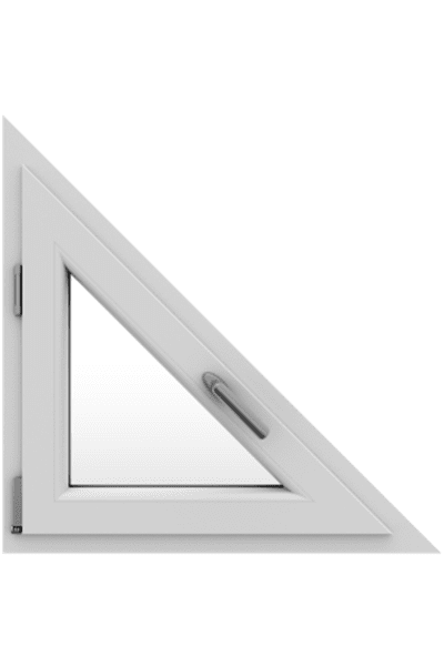 Atypical Shapes for PVC Heat-Insulation Windows
